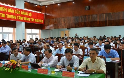 Ban Thường vụ Thành ủy tổ chức Hội nghị tổng kết công tác xây dựng Đảng năm 2017 và triển khai nhiệm vụ năm 2018.