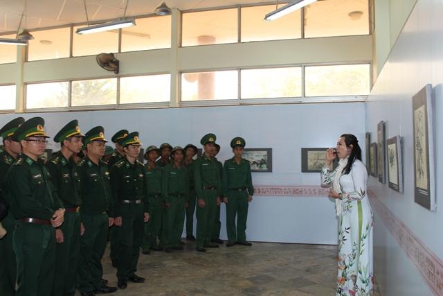 Đoàn Thanh niên BĐBP Đắk Lắk: Đổi mới hình thức sinh hoạt đoàn