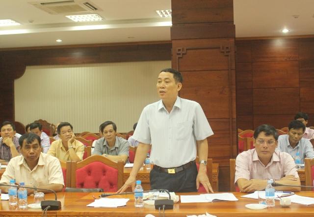 Đoàn công tác của Ủy ban Dân tộc làm việc với UBND tỉnh