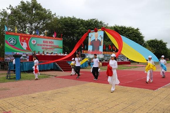 Tích cực chuẩn bị cho Đại hội Thể dục thể thao tỉnh Đắk Lắk lần thứ VIII - 2018
