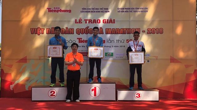 """Agribank đồng hành cùng """"Việt dã toàn quốc và Marathon – Giải Báo Tiền phong""""."""