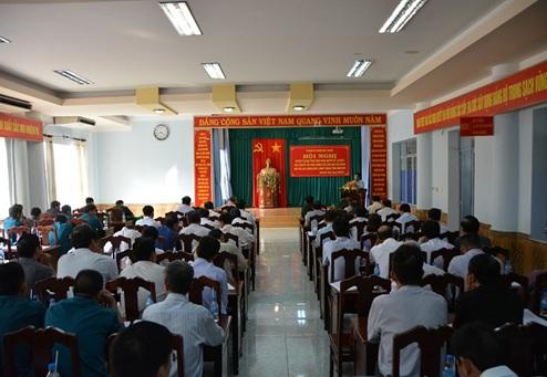 Thành ủy Buôn Ma Thuột tổ chức Hội nghị sơ kết 5 năm thực hiện Nghị quyết số 13-NQ/TU của Tỉnh ủy trên địa bàn thành phố