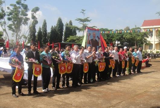 Kỷ niệm Ngày Thể thao Việt Nam 27/3 Thể thao Đắk Lắk luôn thực hiện lời dạy của Bác