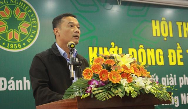 Hội thảo khởi động Đề tài đánh giá thực trạng và đề xuất giải pháp phát triển nông nghiệp bền vững nâng cao giá trị gia tăng tại Tây Nguyên.