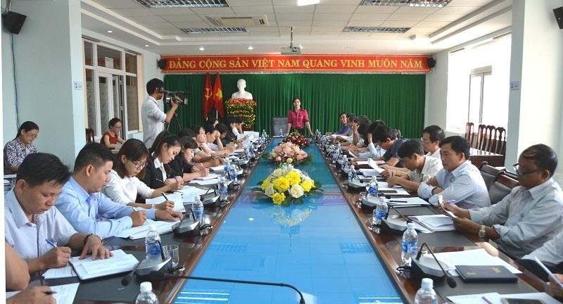 Thường trực HĐND thành phố Buôn Ma Thuột tổ chức Hội nghị giao ban quý I và triển khai phương hướng hoạt động quý II
