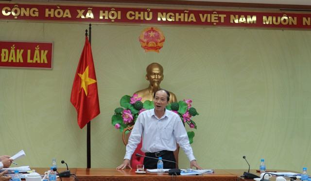 UBND tỉnh làm việc với Công ty Cổ phần dịch vụ du lịch Phú Thọ về dự án Công viên văn hóa Đầm Sen 2