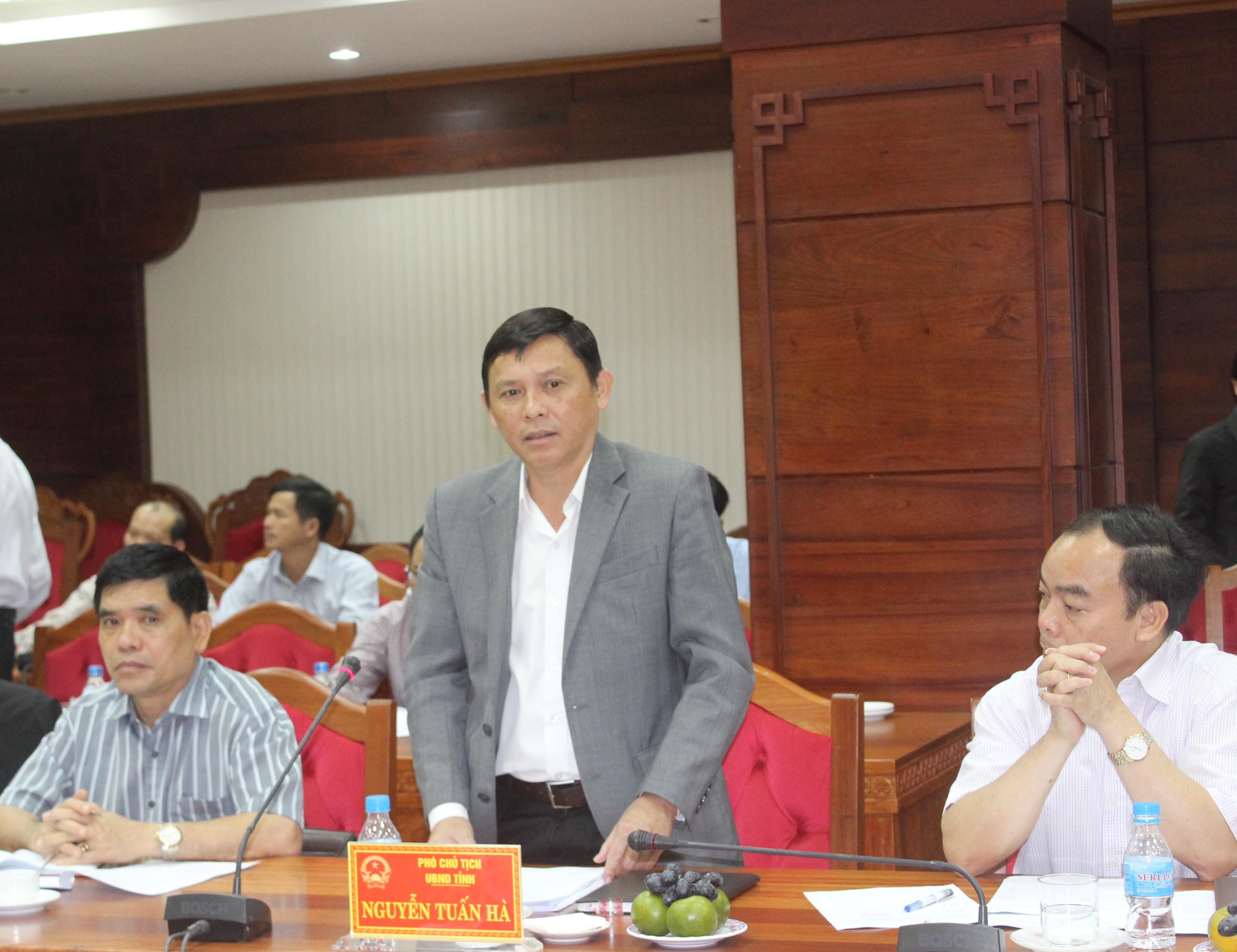 Bộ Nông nghiệp và Phát triển nông thôn làm việc với UBND tỉnh Đắk Lắk về công tác sắp xếp, đổi mới Công ty nông, lâm nghiệp.
