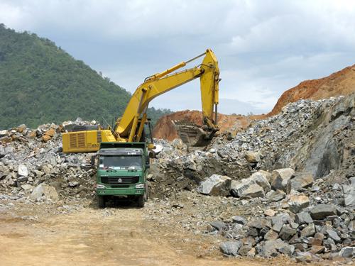 Kiểm tra, rà soát một số nội dung đối với Kế hoạch đấu giá quyền khai thác khoáng sản năm 2018