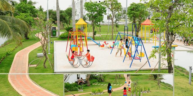 Quy hoạch tổng mặt bằng dự án Công viên Ama Thuột, phường Tự An, thành phố Buôn Ma Thuột