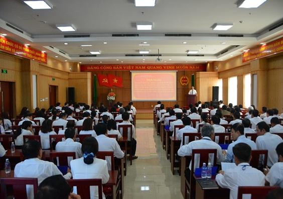 Chi cục Thuế thành phố Buôn Ma Thuột sơ kết công tác quý I và triển khai nhiệm vụ quý II/2018