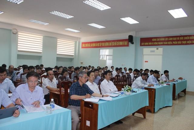 Hội nghị Sơ kết đánh giá tình hình thực hiện Nghị định số 43 của Chính phủ
