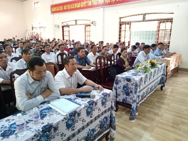 Huyện Cư M'gar - khai mạc lớp bồi dưỡng nghiệp vụ công tác tôn giáo
