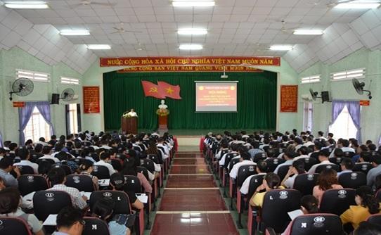 Thành ủy Buôn Ma Thuột tổ chức Hội nghị quán triệt các văn bản của Trung ương, Tỉnh ủy, Thành ủy
