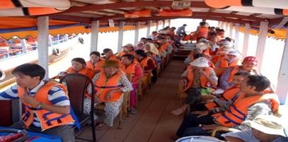 Tăng cường công tác bảo đảm TTATGT đường thủy nội địa trên địa bàn tỉnh