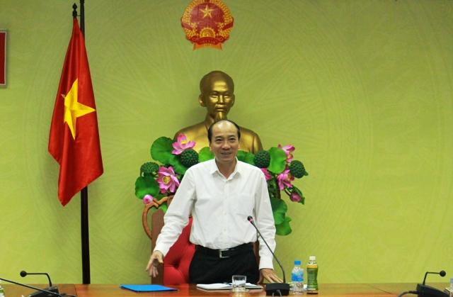 UBND tỉnh làm việc với Công ty TNHH chế biến thực phẩm và lâm nghiệp Đắk Lắk