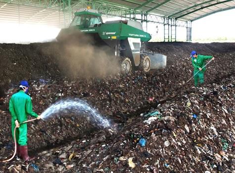 Chiến lược quốc gia về quản lý tổng hợp chất thải rắn