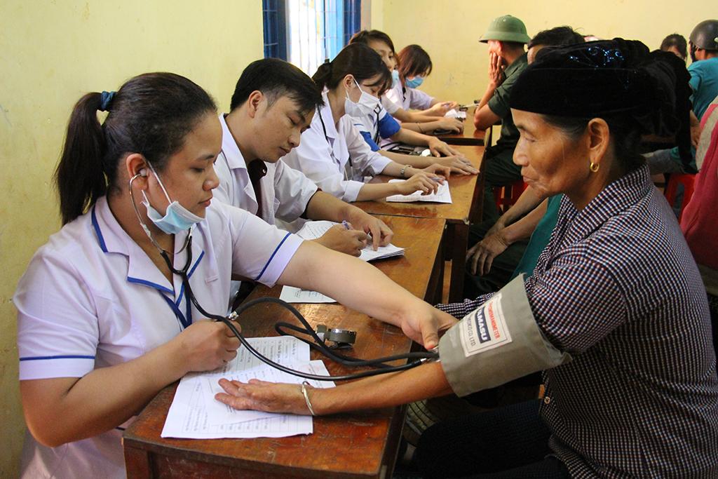 Ngày hội Thầy thuốc trẻ làm theo lời Bác, tình nguyện vì sức khỏe cộng đồng năm 2018