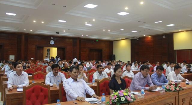 Hội thảo Đề án xây dựng thành phố Buôn Ma Thuột trở thành đô thị thông minh giai đoạn 2018 - 2022 và tầm nhìn đến năm 2030