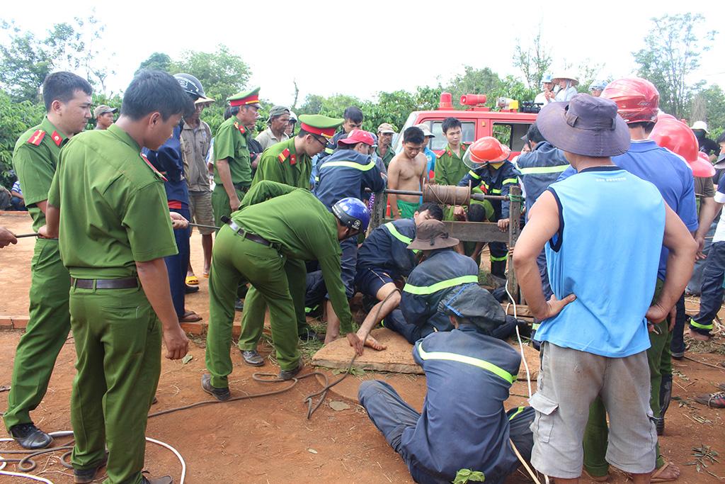 Nguy hiểm rình rập từ những giếng đào ở Đắk Lắk