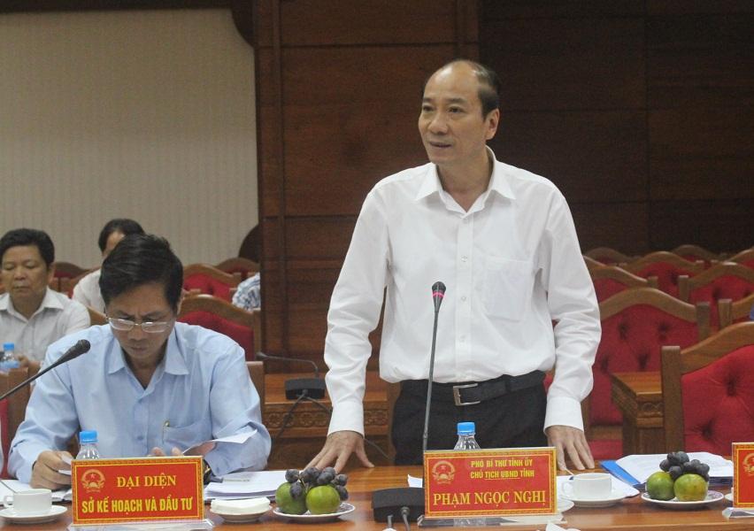 Đoàn công tác của Bộ Kế hoạch và Đầu tư làm việc tại tỉnh Đắk Lắk