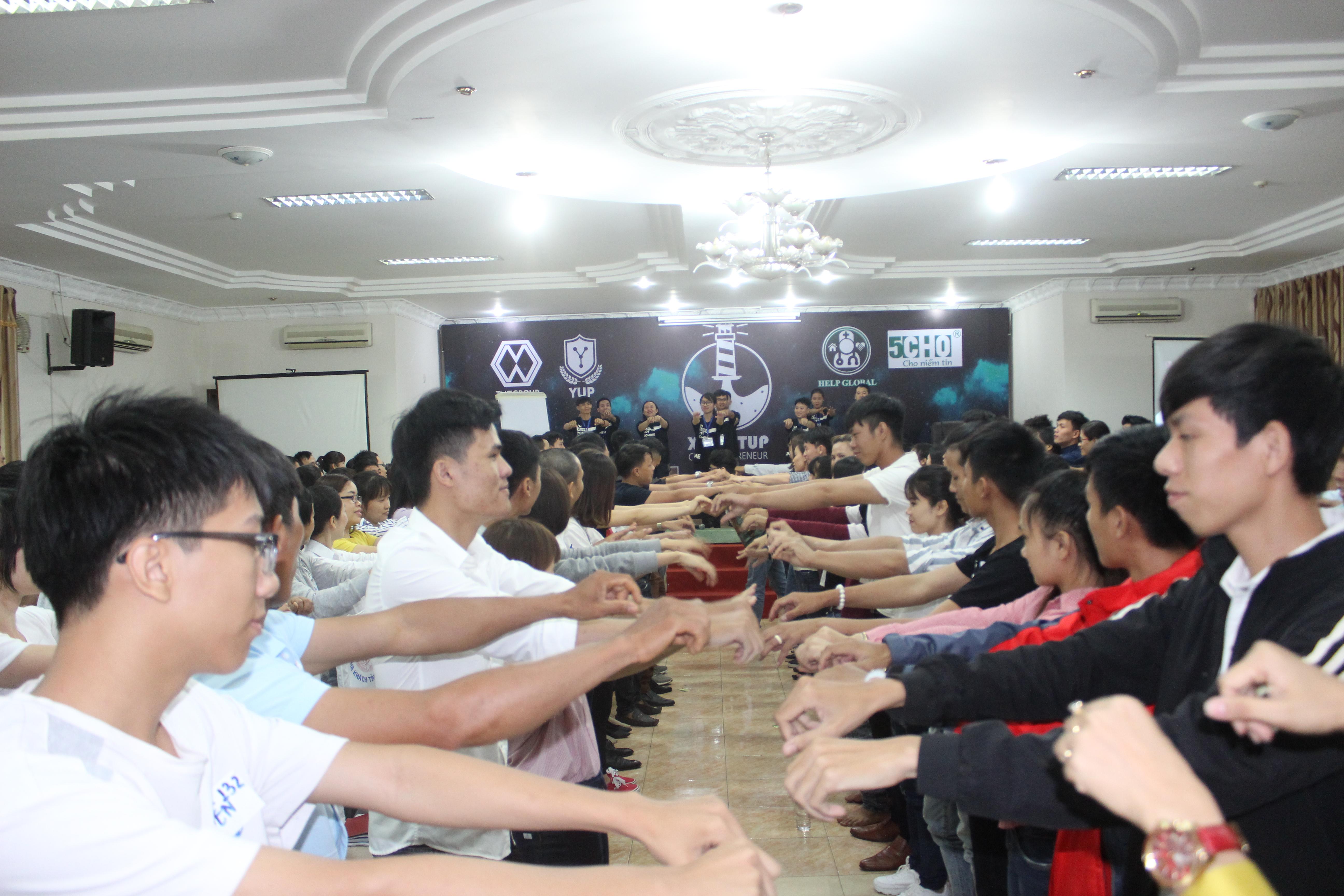 Hội nghị khởi nghiệp và khởi sự doanh nghiệp