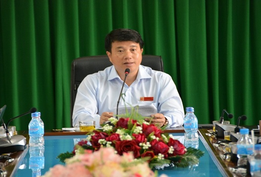 Thành ủy Buôn Ma Thuột, tổ chức Hội nghị giao ban Bí thư xã, phường tháng 5 và triển khai một số nhiệm vụ trọng tâm tháng 6 năm 2018