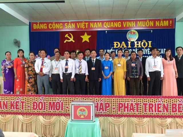Khai mạc Đại hội đại biểu Hội Nông dân huyện Ea Kar lần thứ VII, nhiệm kỳ 2018 – 2023