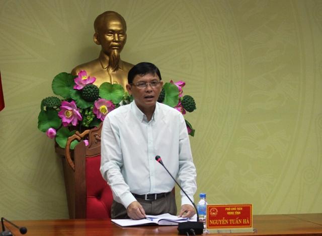 Ban Chỉ đạo Đổi mới và Phát triển doanh nghiệp tỉnh triển khai nhiệm vụ 6 tháng cuối năm 2018