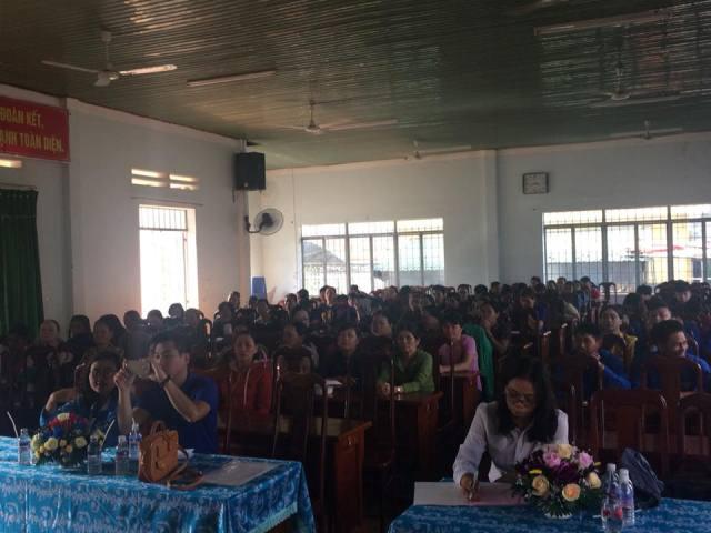 Truyền thông chăm sóc sức khỏe sinh sản vị thành niên tại thành phố Buôn Ma Thuột