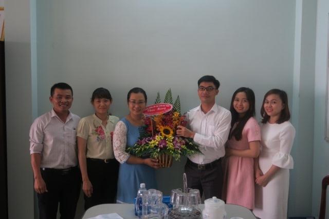 Trường Trung cấp Luật Buôn Ma Thuột chúc mừng các cơ quan báo đài trên địa bàn tỉnh Đắk Lắk
