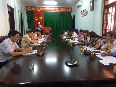 Hội Liên hiệp Phụ nữ tỉnh tổ chức Đoàn giám sát việc thực hiện Luật phòng, chống bạo lực gia đình tại huyện Ea Kar