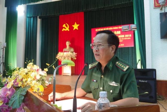 Bộ đội Biên phòng tỉnh Đắk Lắk tổ chức tọa đàm cán bộ, sĩ quan trẻ