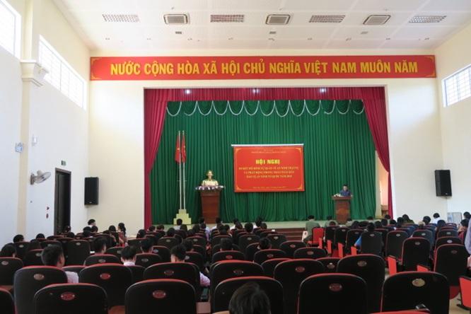 Trường Trung cấp Luật Buôn Ma Thuột tổ chức Hội nghị sơ kết mô hình tự quản về an ninh trật tự