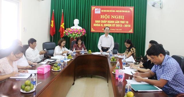 Hội hữu nghị Việt Nam –Nhật Bản triển khai nhiệm vụ 06 tháng cuối năm 2018