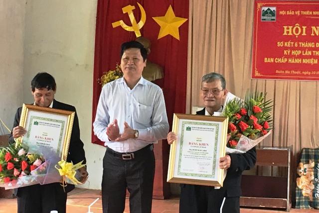 Hội Bảo vệ Thiên nhiên và Môi trường tỉnh triển khai nhiệm vụ 6 tháng cuối năm 2018