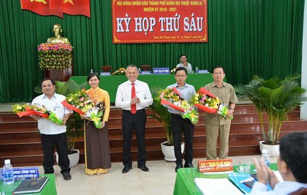 Kỳ họp thứ 6 của HĐND thành phố Buôn Ma Thuột khóa XI nhiệm kỳ 2016 – 2021.