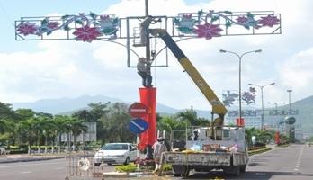 Phê duyệt kế hoạch lựa chọn nhà thầu Dịch vụ công ích đô thị trên địa bàn huyện Krông Ana năm 2018