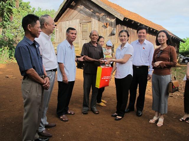 Ủy ban Trung ương MTTQ Việt Nam kiểm tra công tác mặt trận tại Đắk Lắk