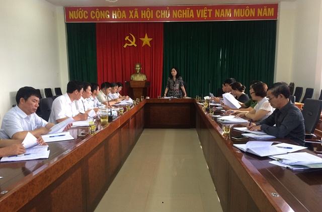 Các cấp Hội LHPN tỉnh Đắk Lắk với hoạt động đối thoại, giám sát, phản biện xã hội, tham gia góp ý xây dựng Đảng, xây dựng chính quyền