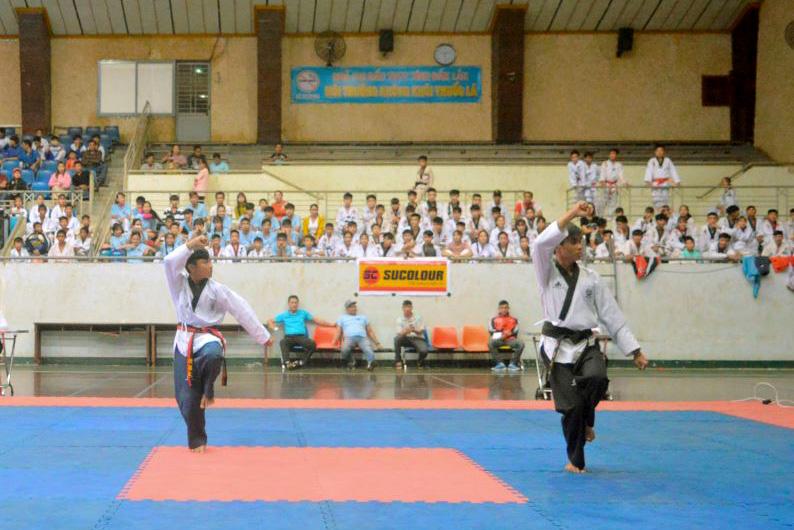 Khai mạc Giải Taekwondo vô địch các lứa tuổi tỉnh Đắk Lắk năm 2018