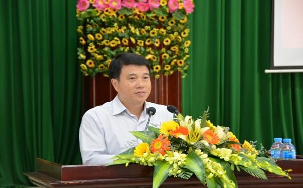 Hội nghị kiểm điểm giữa nhiệm kỳ thực hiện Nghị quyết Đại hội Đại biểu Đảng bộ thành phố Buôn Ma Thuột khóa XIV, nhiệm kỳ 2015-2020