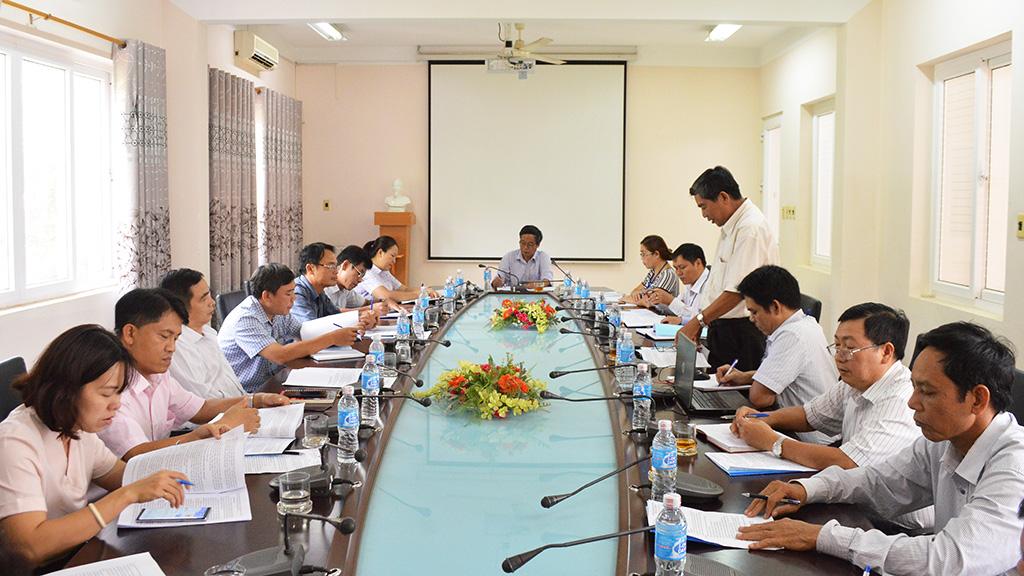 Đánh giá tình hình thực hiện Dự án Nâng cao năng suất và chất lượng sản phẩm, hàng hóa của doanh nghiệp nhỏ và vừa tỉnh Đắk Lắk
