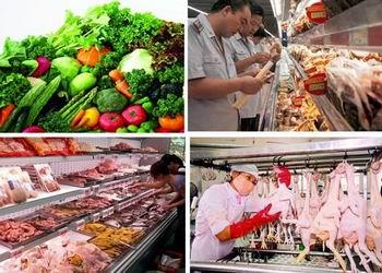 Bảo đảm thực phẩm trong nước đáp ứng yêu cầu như thực phẩm xuất khẩu