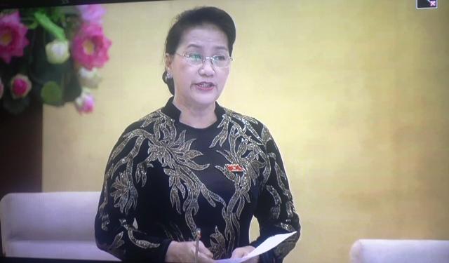 Ủy ban Thường vụ Quốc hội chất vấn Bộ trưởng, Chủ nhiệm Ủy ban dân tộc về chính sách đối với đồng bào dân tộc thiểu số