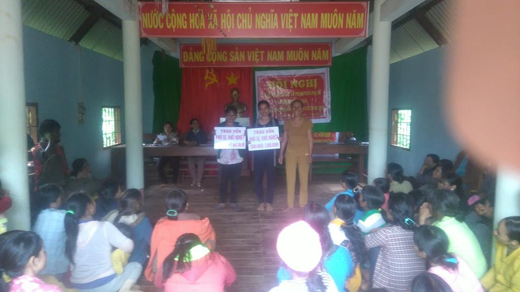 Kinh nghiệm tập hợp, thu hút hội viên phụ nữ ở xã Ea Hding, huyện Cư M'gar