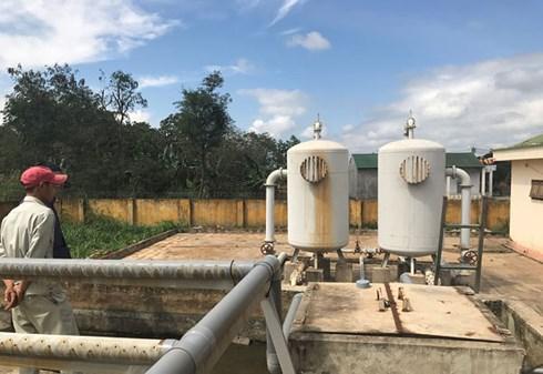 Báo cáo về việc rà soát, điều chỉnh mục tiêu Chương trình mở rộng quy mô vệ sinh và nước sạch nông thôn dựa vào kết quả vay vốn Ngân hàng Thế giới.