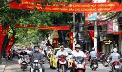 Bảo đảm an toàn giao thông dịp 2/9 và năm học mới