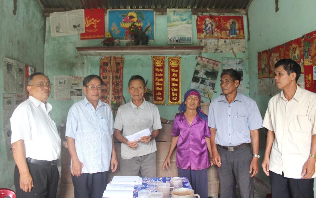 Trên 40 triệu đồng hỗ trợ  nạn nhân chất độc da cam có hoàn cảnh đặc biệt khó khăn