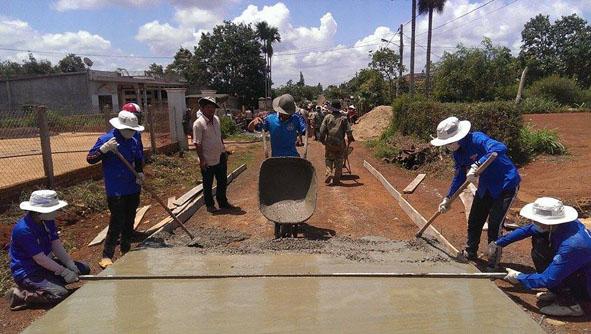 Công văn về triển khai Nghị quyết của HĐND tỉnh về phân bổ vốn thực hiện Chương trình mục tiêu quốc gia xây dựng nông thôn mới