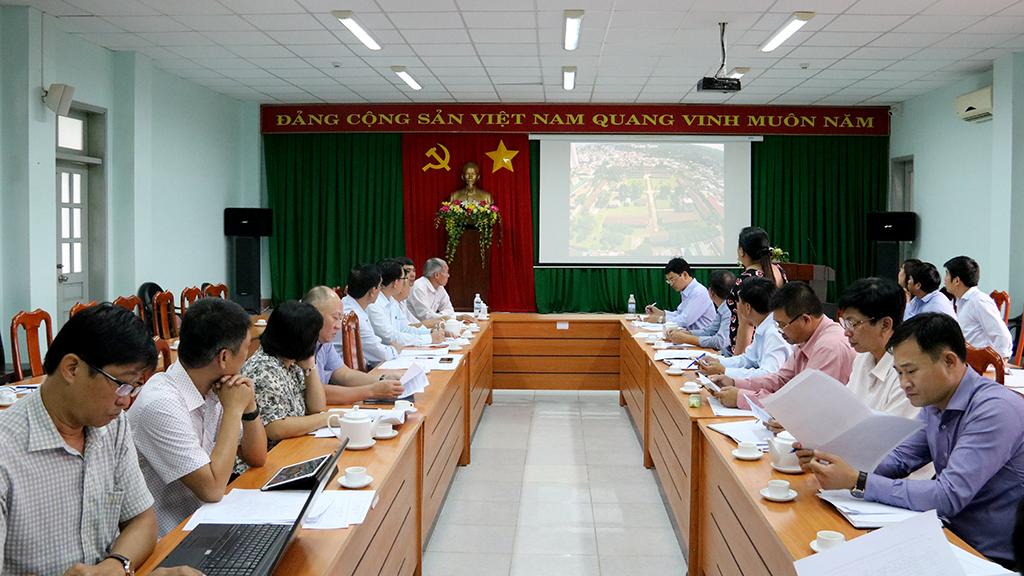 Đề xuất phương án khoanh vùng bảo vệ di tích Nhà tù Buôn Ma Thuột